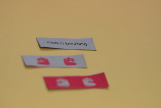 Sew It Yourself Labels