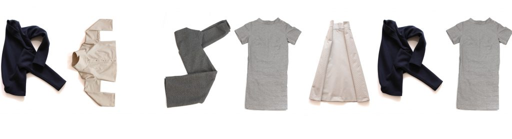 Sew it Yourself Re Start / Textiles Alphabet
